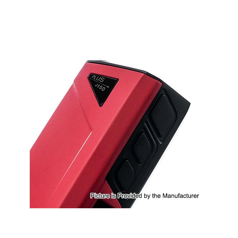 Authentic Sigelei J150 Plus Red Tc Vw Variable Wattage Box Mod