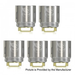 Authentic Eleaf HW2 Coil Head for Ello Mini XL / Ello Mini - 0.3 Ohm (30~70w) (5 PCS)