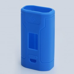 Authentic Vapesoon Protective Case Sleeve for Wismec Predator 228 Mod - Blue, Silicone