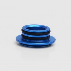 510 Drip Tip Adapter for SMOK TFV12 / TFV8 Tank / TFV8 Big Baby Tank Clearomizer - Blue, Aluminum
