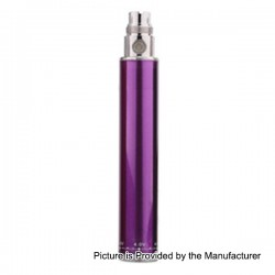 Authentic SMOKTech Smok eGo Winder 650mAh Variable Volt Battery - Purple, 3.2~4.8V