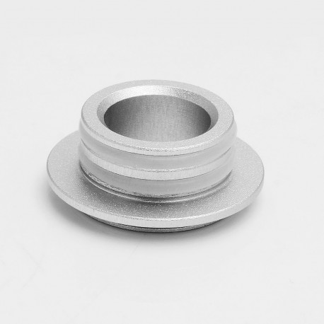 510 Drip Tip Adapter for SMOK TFV12 / TFV8 Tank / TFV8 Big Baby Tank Clearomizer - Silver, Aluminum