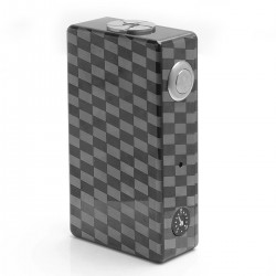 Ares 280W Style VV Variable Voltage Box Mod - Black, Aluminum Alloy, 3.5~8.0V, 2 x 18650