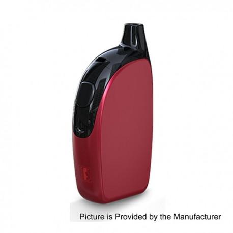 Authentic Joyetech Atopack Penguin 50W 2000mAh E-Cigarette Starter Kit - Red, PETG + Silicone, 8.8ml
