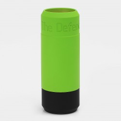 Defendable Able Style Replacement Sleeve - Green + Black, Aluminum