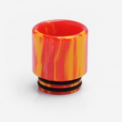 Demon Killer Drip Tip for SMOK TFV12 / TFV8 / TFV8 Big Baby - Random Color, Resin, 16mm