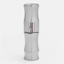 Kindbright Bane SS Sith Edition HStone V2 Style Mechanical Mod - Silver, Stainless Steel, 1 x 18650
