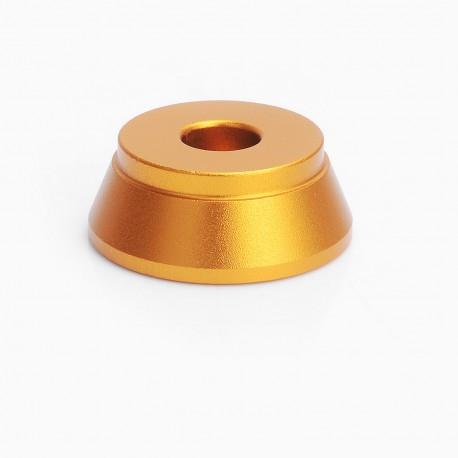 Authentic Iwodevape Base Stand for 510 RDA / RTA / Atomizer - Gold, Aluminum, 10mm Diameter