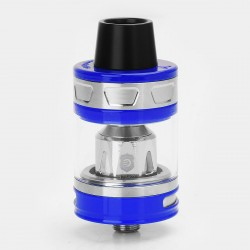 Authentic Joyetech ProCore Aries Sub Ohm Tank Atomizer - Blue, Stainless Steel + Glass, 4ml, 25mm Diameter