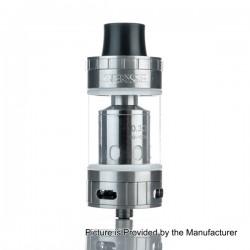 Authentic Sense Blazer Pro Sub Ohm Tank Atomizer - Silver, Stainless Steel, 6ml, 0.2 Ohm, 28mm Diameter