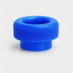 Replacement Drip Tip for 528 Goon RDA / Kennedy / ICON RDA - Blue, Acrylic, 17.8mm