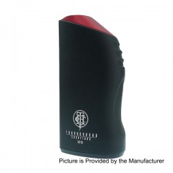 Authentic ThunderHead Creations Phyer 200W 1100mAh TC VW Variable Wattage Mod - Black, 1~200W, Evolv DNA 200