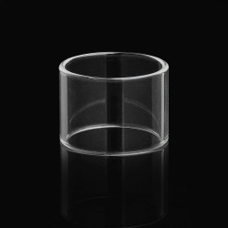 Replacement Glass Tank Sleeve for Vandy Vape Kylin RTA - Transparent, 3ml