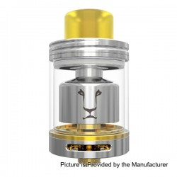 Authentic KAEES Solomon RTA - Silver