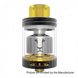 Authentic KAEES Solomon RTA - Black