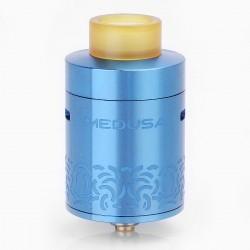Authentic GeekVape Medusa Reborn RDTA Rebuildable Dripping Tank Atomizer - Blue, Stainless Steel, 3.5ml, 25mm Diameter