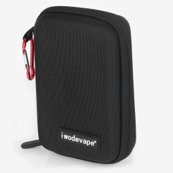 Authentic Iwodevape DIY Multi-functional Carrying Storage Bag - Black, 110 x 170 x 20mm