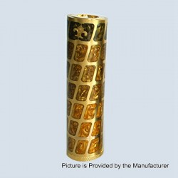 negus-style-hybrid-mechanical-mod-yellow