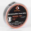 Authentic Geekvape SS316L Caterpillar Track Heating Wire for RBA / RDA / RTA - 28GA x 4 + 30GA, 3m (10 Feet)