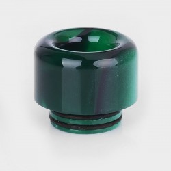 810 Drip Tip for SMOK TFV12 / TFV8 / TFV8 Big Baby - Green, Acrylic, 15mm