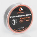 Authentic Geekvape Kanthal A1 Fused Clapton Heating Wire for RBA / RDA / RTA - 24GA x 2 + 32GA, 3m (10 Feet)