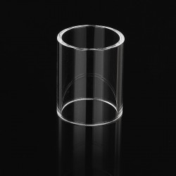 Coppervape Spare Tank Sleeve for Skyline Style RDA - Transparent, Glass