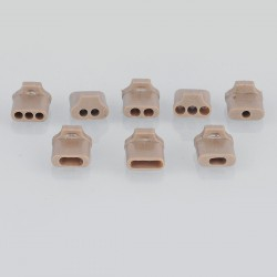 Coppervape Spare Airdisk Set for Skyline Style RDA - 8 PCS