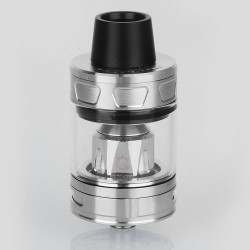 Authentic Joyetech ProCore Aries Sub Ohm Tank Atomizer - Silver, Stainless Steel + Glass, 4ml, 25mm Diameter