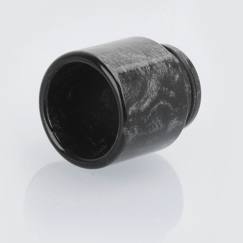 Authentic Vapjoy Black Resin 810 Drip Tip For Tfv8 Goon