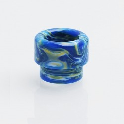 810 Drip Tip for 528 Goon / Goon LP RDA / Kennedy 24 / 25 RDA / Battle RDA - Multicolor, Resin, 13mm