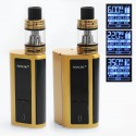 Authentic SMOKTech SMOK GX2/4 350W TC VW Mod Kit w/ TFV8 Big Baby Tank - Gold + Black, 5ml, 6~350W, Standard Edition