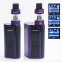 Authentic SMOKTech SMOK GX2/4 350W TC VW Mod Kit w/ TFV8 Big Baby Tank - Purple + Black, 5ml, 6~350W, Standard Edition