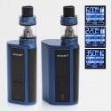Authentic SMOKTech SMOK GX2/4 350W TC VW Mod Kit w/ TFV8 Big Baby Tank - Blue + Black, 5ml, 6~350W, Standard Edition