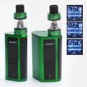 Authentic SMOKTech SMOK GX2/4 350W TC VW Mod Kit w/ TFV8 Big Baby Tank - Green + Black, 5ml, 6~350W, Standard Edition