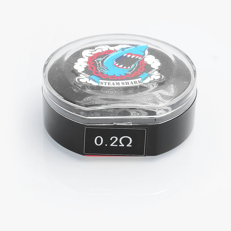Authentic Vapethink Kanthal A1 Staple Framed Twisted 0