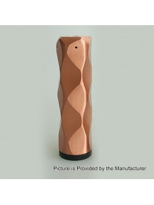 The Stealth Style Hybrid Mechanical Mod - Copper, Copper, 1 x 18650