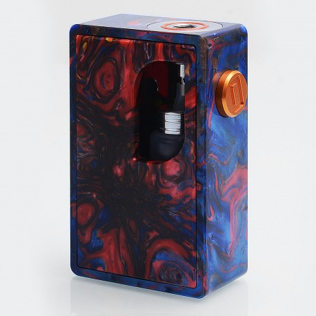 Icarus Style BF Squonk Mechanical Box Mod - Random Color, Resin, 8ml, 1 x 18650