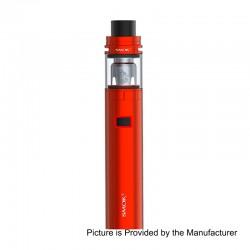 Authentic SMOKTech SMOK Stick X8 3000mAh Built-in Battery Mod + TFV8 X-Baby Tank Kit - Red, 24.5mm, 4ml (Standard Edition)