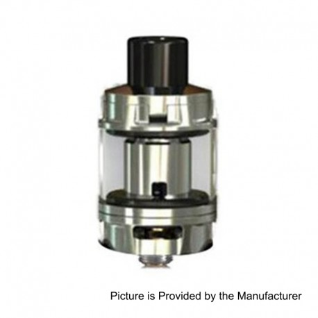 Authentic Wismec Elabo SW Sub Ohm Tank Atomizer - Silver, 4ml, 0.2 Ohm, 24mm Diameter