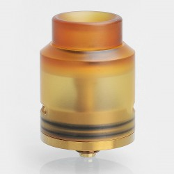 Authentic IJOY Combo RDA Rebuildable Dripping Atomizer - PEI, Stainless Steel, 25mm Diameter