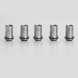 Authentic Asvape Replacement Coil Head for Cobra Sub Ohm Tank - 0.5 Ohm (35~45W) (5 PCS)
