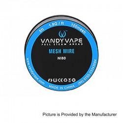 Authentic Vandy Vape Ni80 Mesh Wire