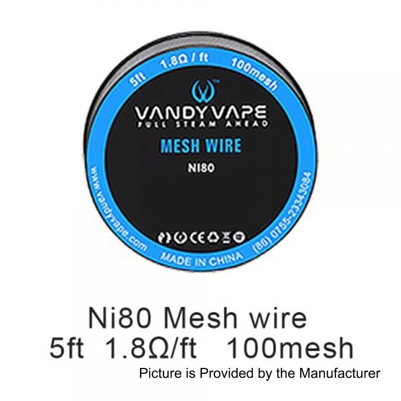 Αποτέλεσμα εικόνας για VANDY VAPE MESH NI80