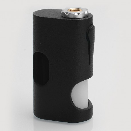 YFTK ASAP Style Bottom Feeder Squonk Mechanical Box Mod - Black, ABS, 1 x 18650