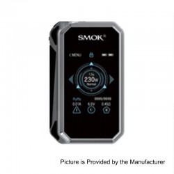Authentic SMOK G-Priv 2 230W TC VW Mod