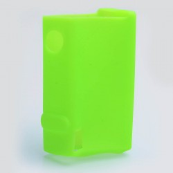 SXK Protective Case Sleeve for Little Shark 50W / 60W Box Mod - Green, Silicone