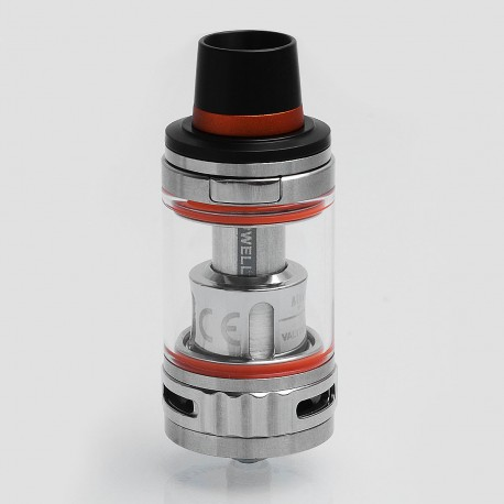 Authentic Uwell Valyrian Sub Ohm Tank Atomizer - Silver, Stainless Steel, 5ml, 25mm Diameter