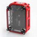 Authentic XOMO GT Laser 150W 3500mAh Box Mod - Red, 0.1~0.5 Ohm