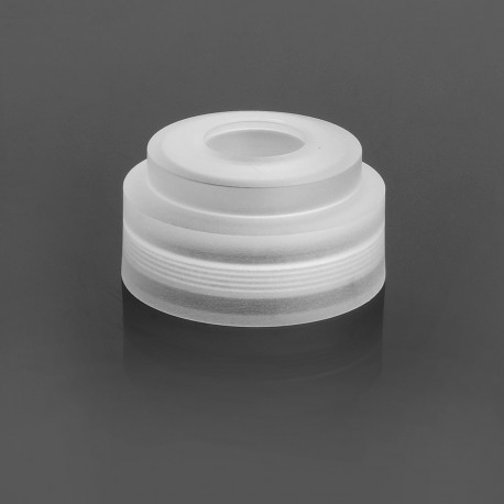Authentic GAS Mods Replacement Top Cap for Nixon V1.5 RDTA - Translucent, PC
