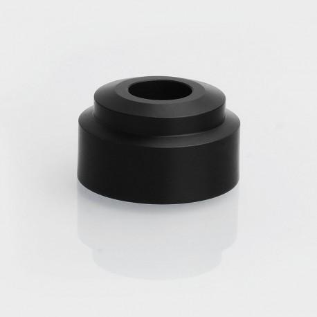 Authentic GAS Mods Replacement Top Cap for Nixon V1.5 RDTA - Black, POM